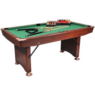 6 fods Challenger Buffalo Brown poolbord