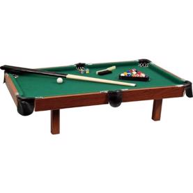 Mini pool billard 91x51x21 cm